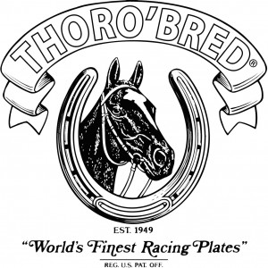 Thoro'Bred Logo B&W High Res