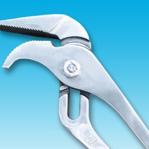 "Kahn Forge 13.5"" Adjustable Nail Clincher"